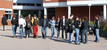Groupe étudiants