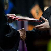 Cérémonie de remise des diplômes – Majors 2015